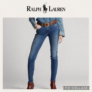 Ralph Lauren Tompkins Skinny jeans